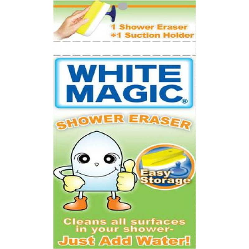 Sponge Shower White Magic