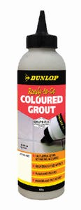 Dunlop 800G Coloured Grout White