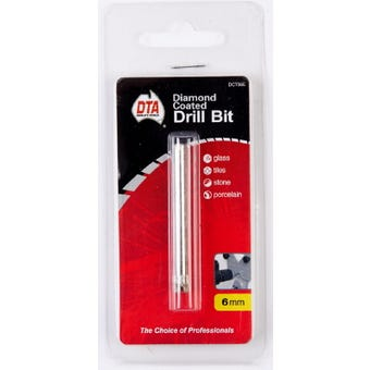 Bit Drill Diamond 6Mm Dta