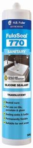 HB Fuller Fulaseal™ 770 Sanitary Sealant Translucent 300g