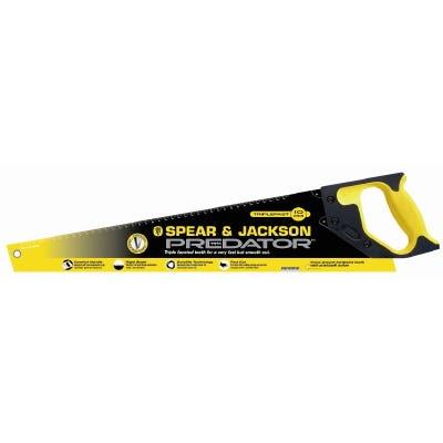 Spear & Jackson Handsaw Triplefast Predator
