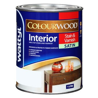 Stain Int C/Wood Sat Maple 1L