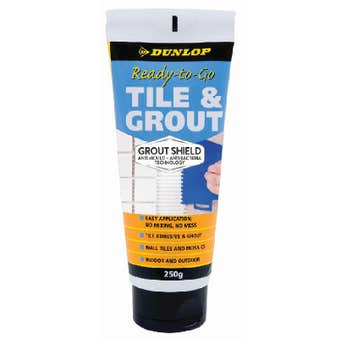 Dunlop 250G Tile & Grout Adhesive Ready To Go