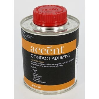 Accent® Adhesive Contact 500ml