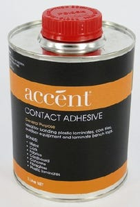 Accent® Adhesive Contact 1L
