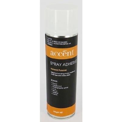 Accent® Adhesive Spray 350g