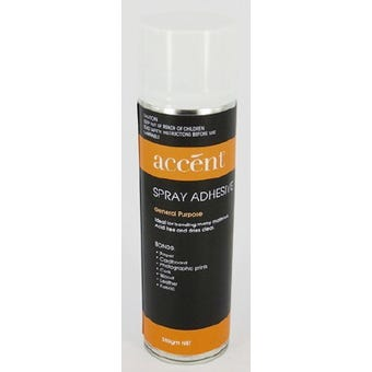 Accent® Adhesive Spray 350g