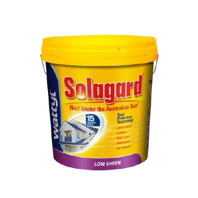 Solagard Low Sheen Ltb 15L