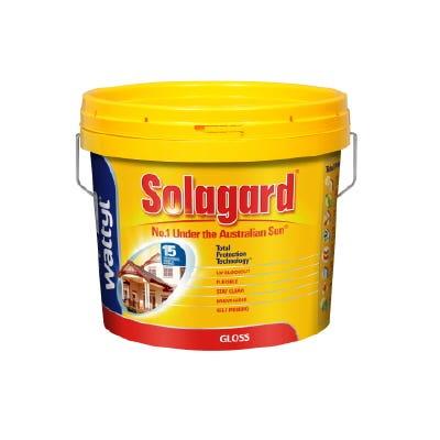 Solagard Gloss White Tropical 15L