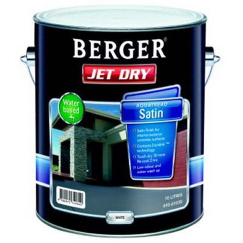 Jetdry Aquatread Wht 10L