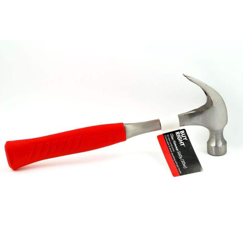 Buy Right® 20oz/560gm Steel Hammer