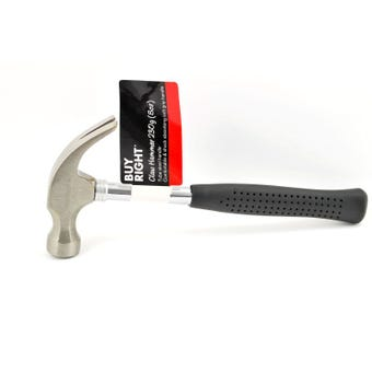 Buy Right® 8oz Claw Hammer