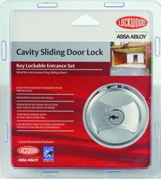 Lock Cav Slid Door Round Entrance Sp Dp