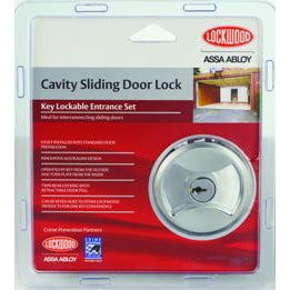 Lock Cav Slid Door Round Entrance Sp Dp