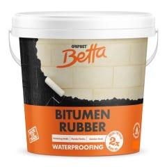 Gripset Betta 4 Litre Bitumen Rubber