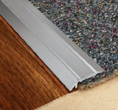 Edge Transition Trim Smooth Pewter 1M