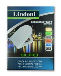 Seat Toilet White Euro Lindoni