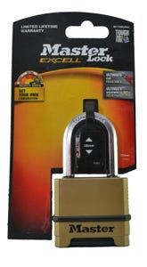 EXCELL COMBINATION PADLOCK