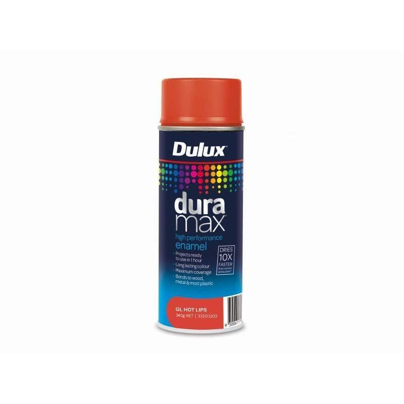 Dulux Duramax 340G Gloss Hot Lips