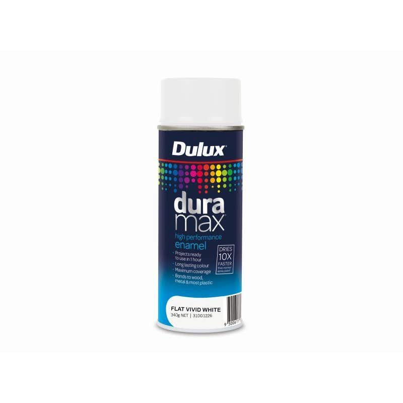 Dulux Duramax 340G Flat White