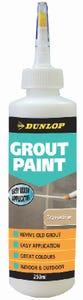 Dunlop 250 ML Grout Paint Travertine