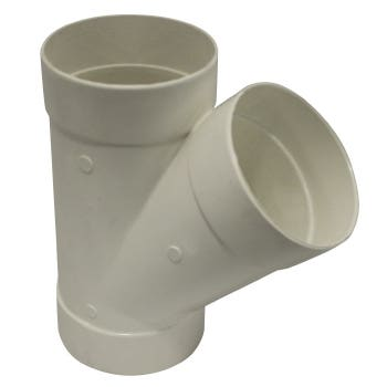 Holman PVC Stormwater Junction 75mm 45 Deg