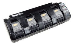 Makita 18V 4 Port Sequential Battery Charger