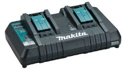 Makita 18V Same Time Dual Port Rapid Charger