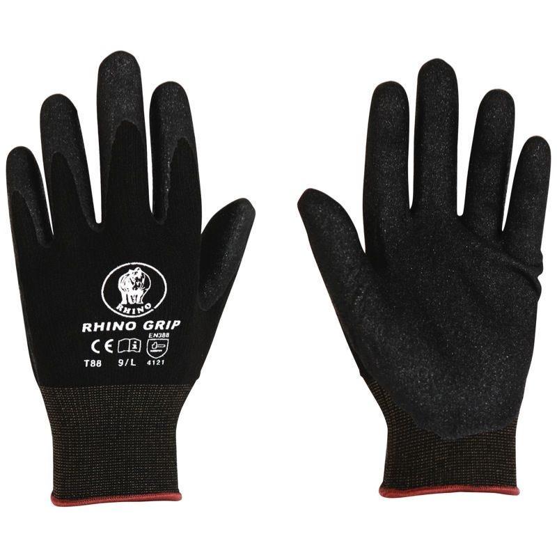Rhino Synthetic Grip Gloves Extra Extra