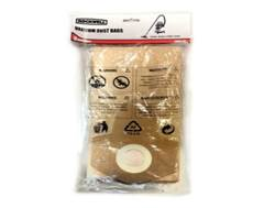 Rockwell 5 Pack Vacuum Bags 20L