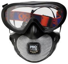 ProChoice Goggle & Mask Combo