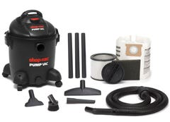 Shop Vac Ultra Pump 30L 1400W Poly Wet/Dry Vacuum