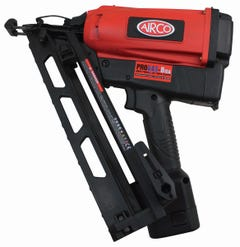 Airco ProGas B15A DA Series Finish Nailer