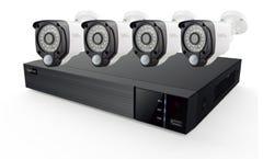 Q-See 4 PIR 2MP Camera 8 Channel WiFi Camera Kit