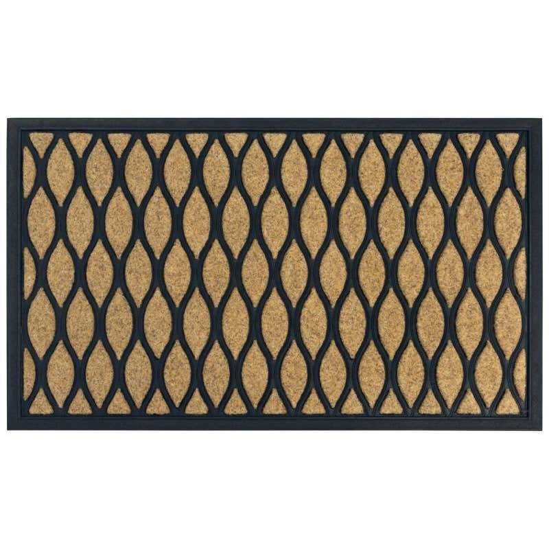 Acadia Coir Outdoor Mat
