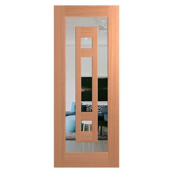 Hume Door XIL3 SPM 2040x820x40 Clear