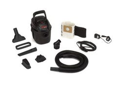 Shop Vac 4L 12Volt Wet And Dry Rechargeable