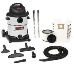 Shop Vac Pro40L 1800W S/S Wet/Dry Vacuum