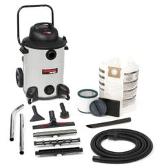 Shop Vac Pro60L 1800W S/S Wet/Dry Vacuum