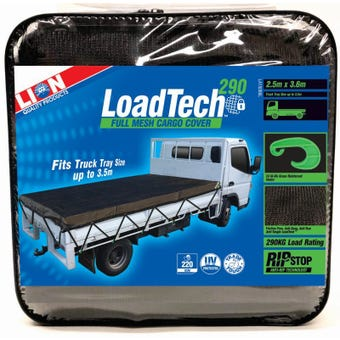 LoadTech Full Mesh Cargo Net 3.6 x 2.5M