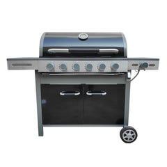 Grilled Viking 6B Hooded BBQ