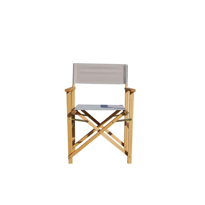 Timber Directors Chair