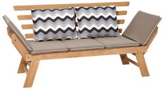 Cheshire Timber Day Bed