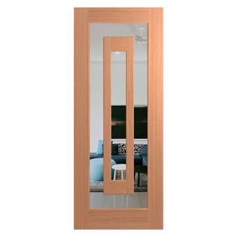 Hume Door XIL2 SPM 2040x820x40 Clear