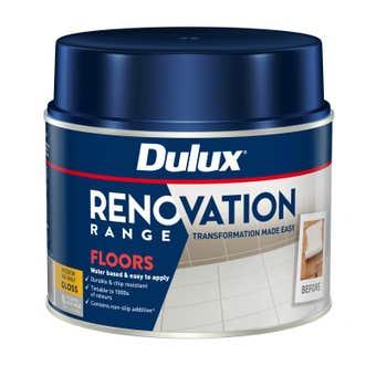Dulux Renovation Range Floors Gloss Deep Base 1L