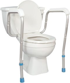 AquaSense Toilet Safety Rails
