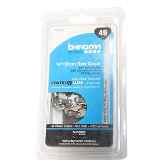 Bynorm 3/8 Low Profile 49 Drive Links Chainsaw Chain