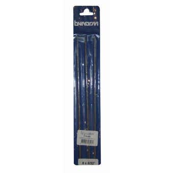 Bynorm Chainsaw Chain File 5/32In - 3 Pack