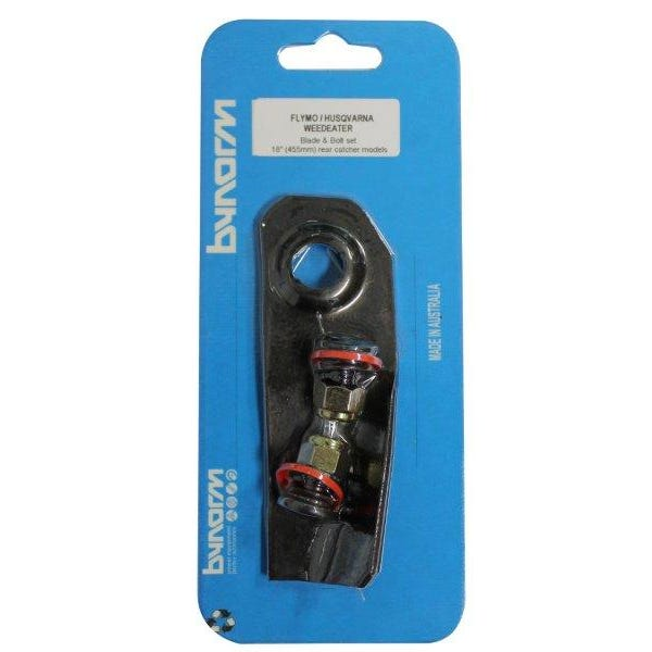 Bynorm Flymo / Husqvarna / Weedeater Blade and Bolt Set