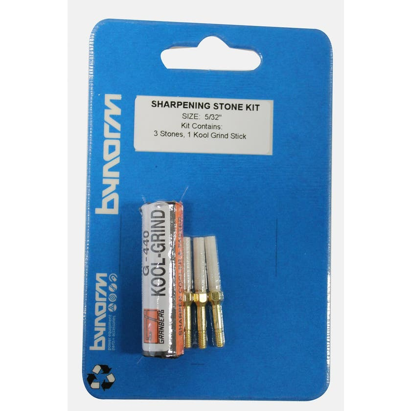 Bynorm Sharpening Stone Kit 3/16In